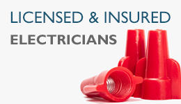 Licensed and Insured Electricians