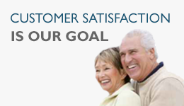 Customer Satisfaction is our Goal